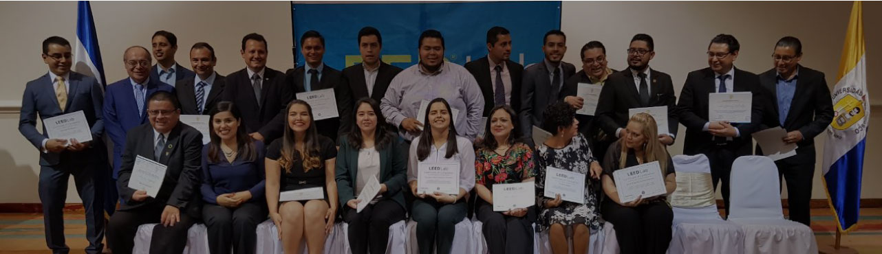 UNIVERSIDAD DON BOSCO realiza la Clausura de LEED Lab
