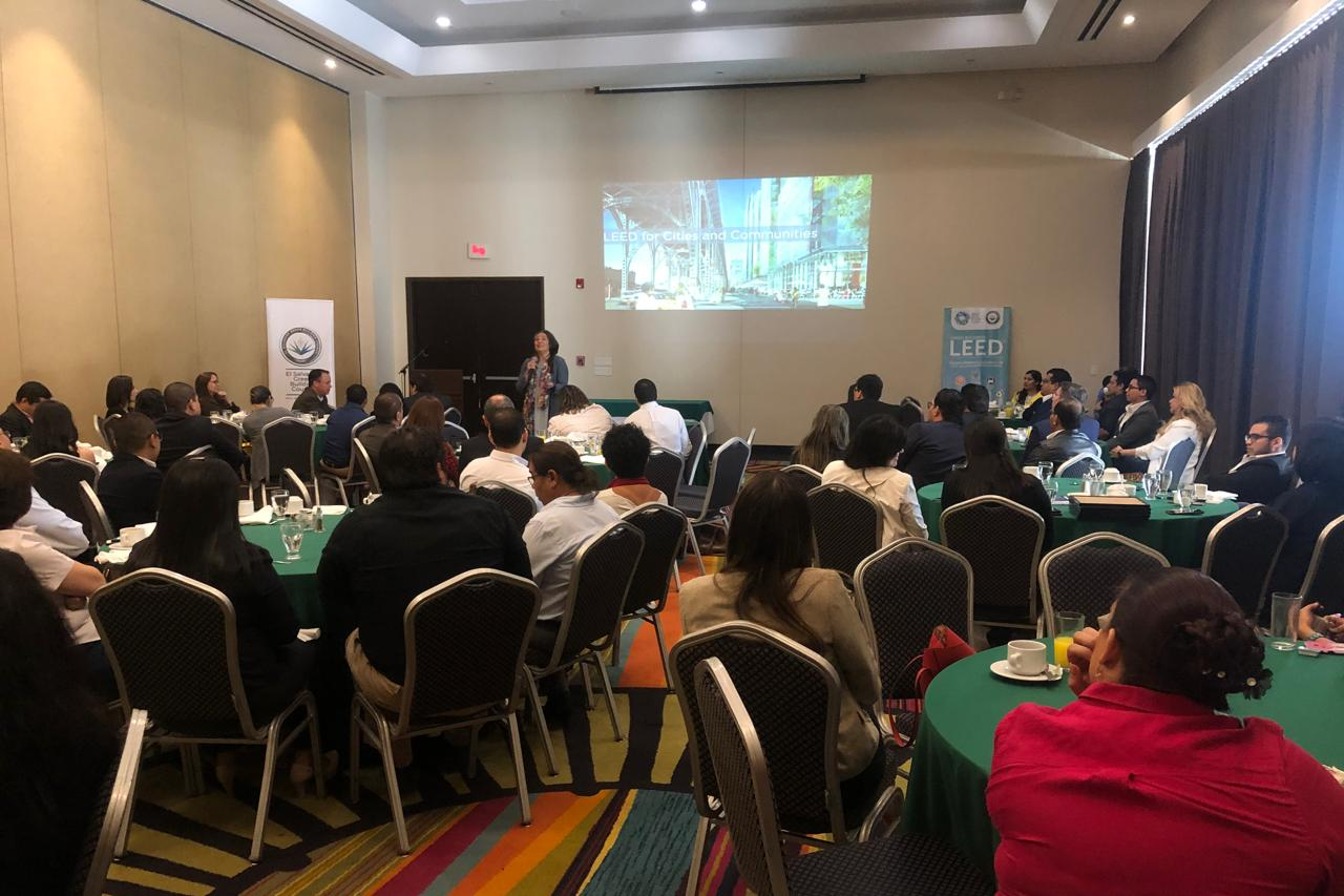 EL SALVADOR GREEN BUILDING COUNCIL REALIZA EVENTO DE CIERRE 2019