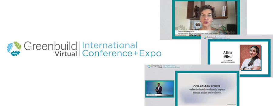 GREENBUILD VIRTUAL INTERNATIONAL CONFERENCE & EXPO 2020